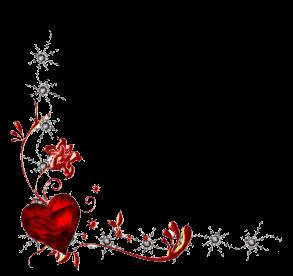 A1 St Valentin Angle Cadre