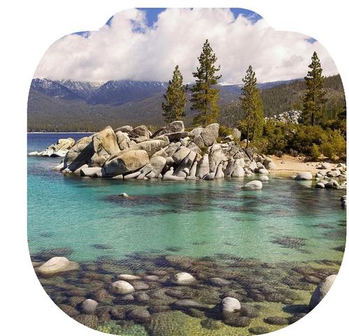 paysage eau