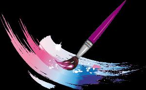 Tubes materiels art - Nettoyer des pinceaux de peinture ...