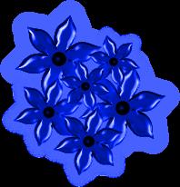 fleur bleue 16