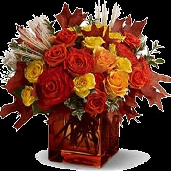 Pot de fleurs automne for Fleurs automne