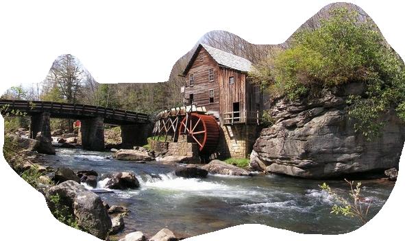 Moulins à vent, moulins à eau  3c38b779