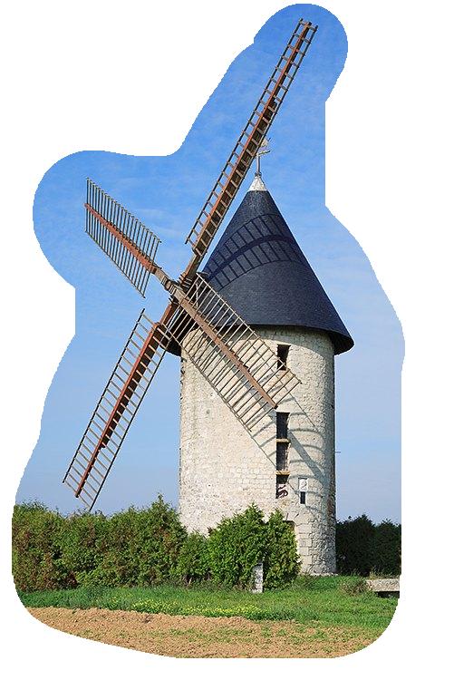 Moulins à vent, moulins à eau  4a843dc1