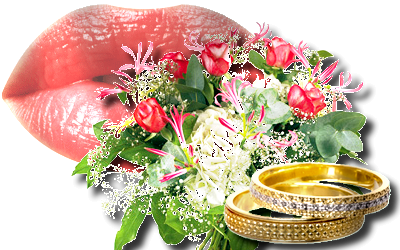 Alliance Mariage Fleur Gite Pompadour Lubersac
