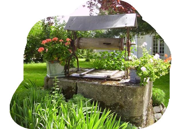 Puit dans un jardin for Creuser un puit dans son jardin