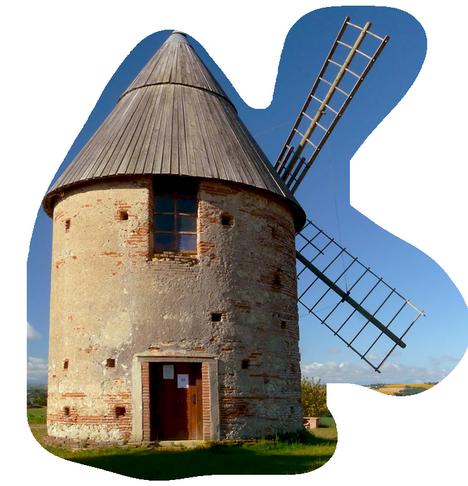 Moulins à vent, moulins à eau  7503c554