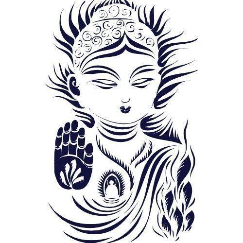 brush fe 53 brush bouddha