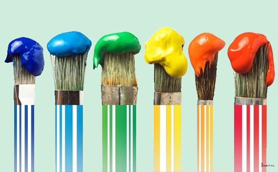 Tubes materiels art page 2 - Nettoyer des pinceaux de peinture ...