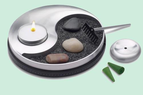 D tubes ing yang for Deco yin yang