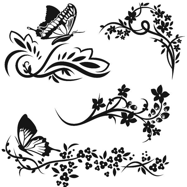 dessin arabesque papillon simple tatouage papillon with dessin arabesque papillon good brush. Black Bedroom Furniture Sets. Home Design Ideas