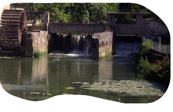 Moulins à vent, moulins à eau  F450c513
