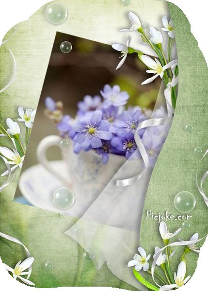 Tubes fleurs bleues - Fleurs bleues grimpantes ...
